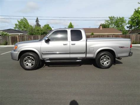 Toyota Tundra Supercharger Mpg Purchase Used Supercharged Toyota Trd Tundra With Low