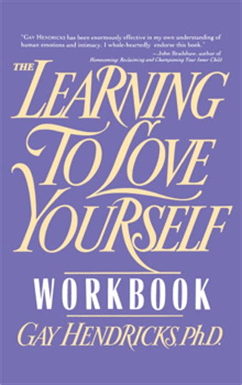 learning to yourself books learning to yourself workbook book by hendricks