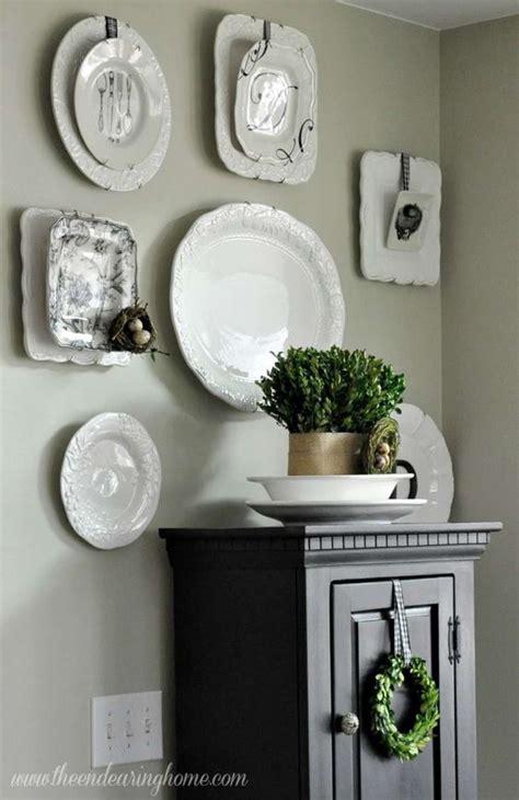 decorar pared de cocina 8 ideas para decorar con platos 161 desde la cocina hasta el