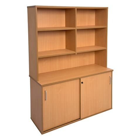 intelligent modular office furniture smart trend or modular credenza and hutch package value