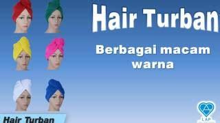 Handuk Mandi Rambut jual handuk mandi rambut microfiber di lapak mipacko
