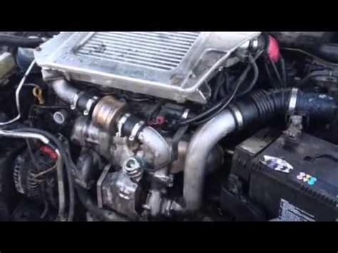 nissan  trail  dci engine run test youtube