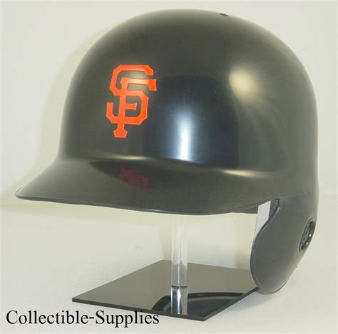 mlb baseball size batting helmet stands holders ebay