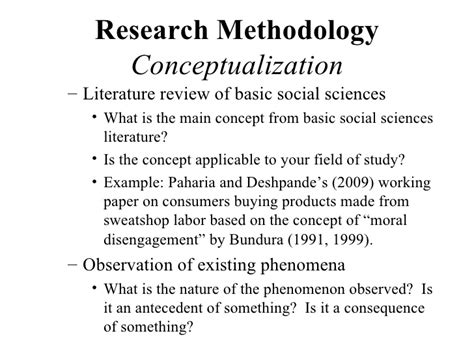 exle of methodology for research paper literature review methodology research preliminary