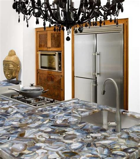 stone kitchen design 22 contemporary concrete and stone kitchen countertop ideas