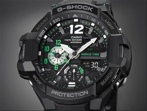 Casio G Shock Ga 1100 g shock men s ga 1100 gravitymaster review