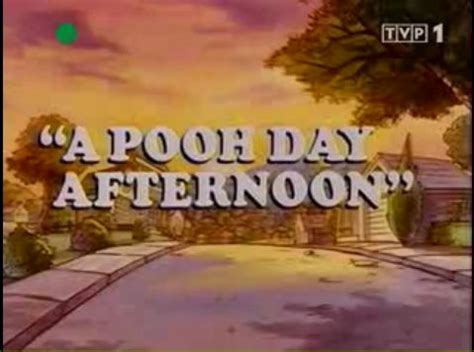 a day afternoon a pooh day afternoon disney wiki