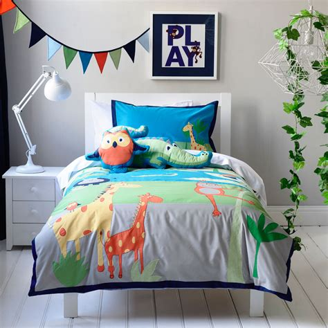 jungle bedding how to make your kids room fun with funny beds