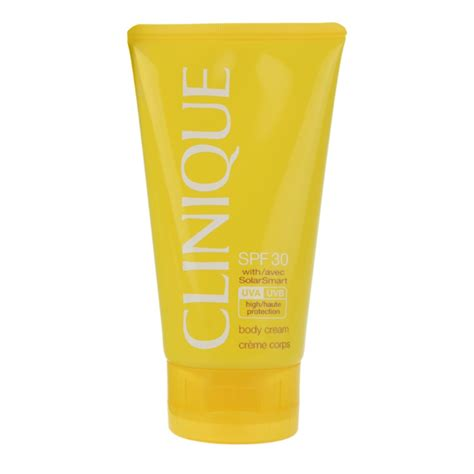 Spf Clinique clinique sun sunscreen spf 30 notino co uk