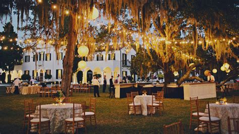 beautiful outdoor wedding venues in carolina south s best wedding venues southern living