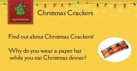the history of christmas crackers christmas customs and