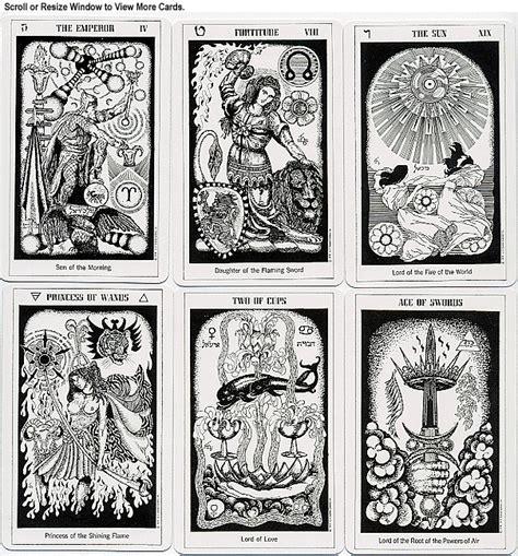 hermetic tarot deck hermetic tarot deck newsonair org