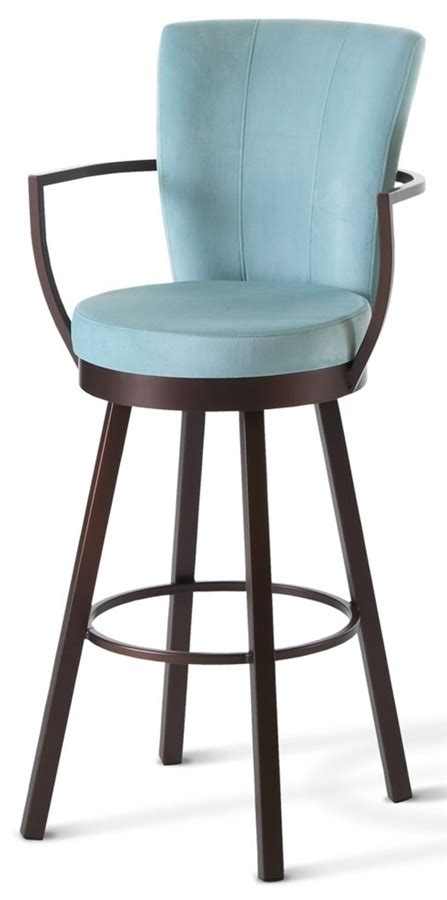 high back bar stools with arms cool counter chair for the home pinterest