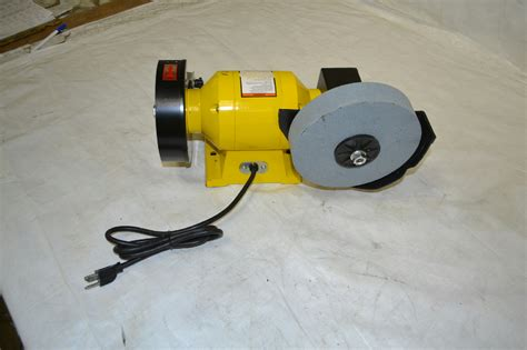bench grinder ebay 8 in wet 6 in dry bench grinder ebay
