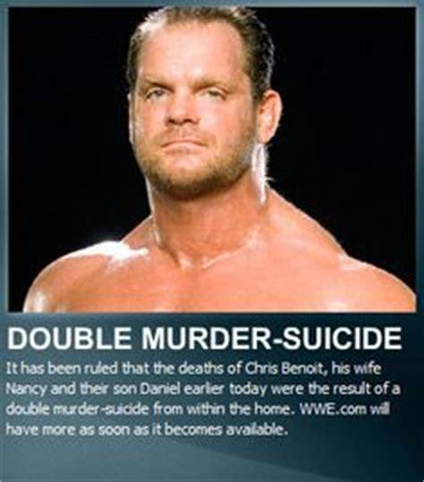 Chris Benoit Dead In Murder by Muffinleifker On