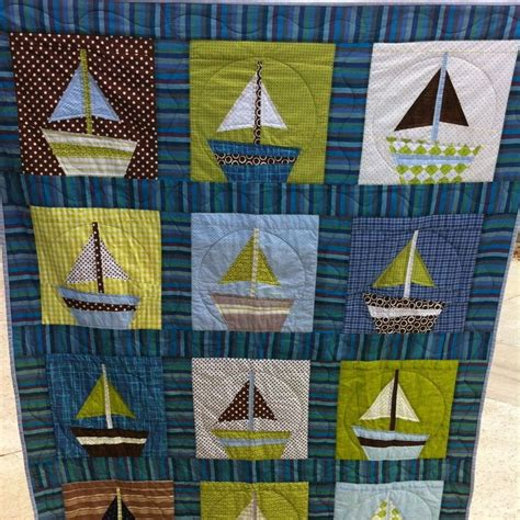 sailboat quilt ideas sailboat quilt sailboat quilts pinterest patchwork