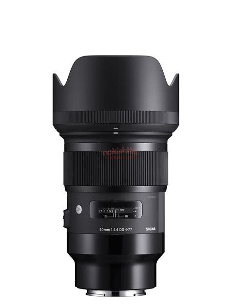 new sony frame sigma to announces 9 new frame lenses for sony e