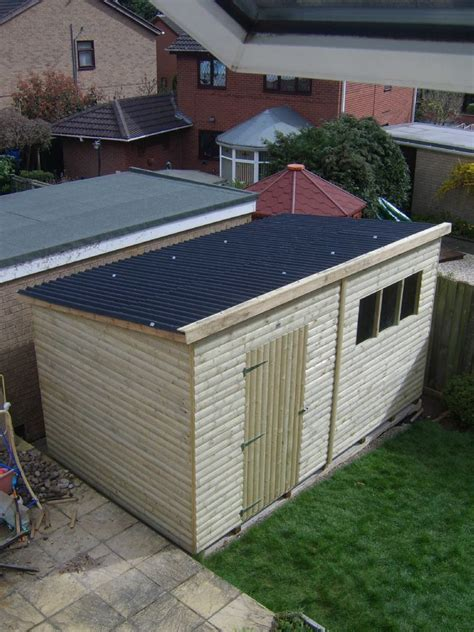 shed for a workshop any advice model engineer