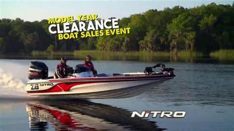 bass pro shop bass boats bass pro shops end of season clearance tv spot fishing