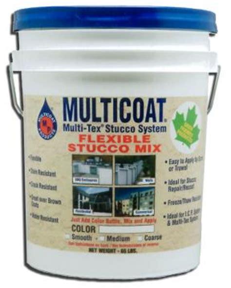 Multi Coat multicoat stucco mix medium from sepulveda building materials