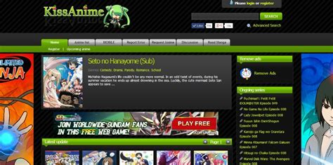8 Anime Website by Kissanime Best Anime Website Anime Amino
