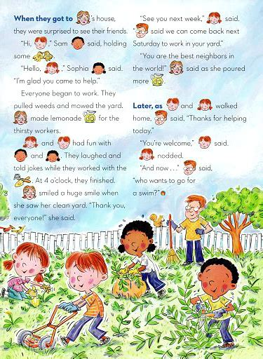 exles of picture story books printable story for