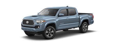 in color tacoma what colors does the new 2019 toyota tacoma come in