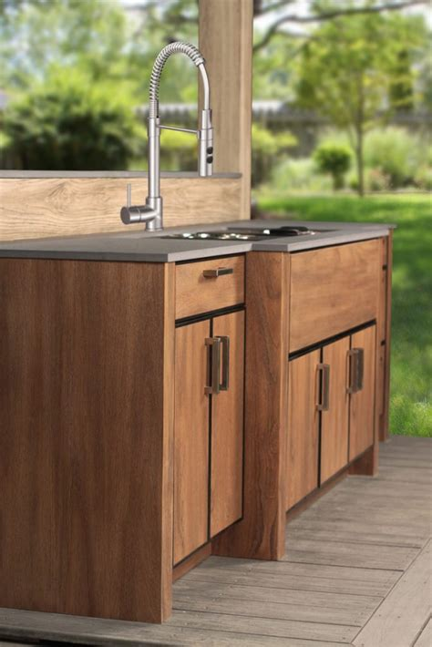 outdoor cabinetry similar to naturekast