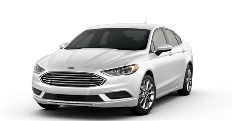 ford fusion colors 2017 ford fusion exterior color options