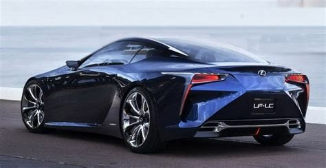 2017 Lexus Lf Lc Price And Release Date 2018 2019 Cars
