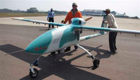 Drone Wulung indonesia develops uas to monitor border regions uas vision