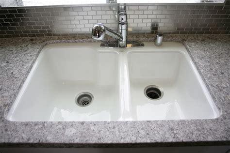 white cast iron sink white cast iron kitchen sink home kitchen