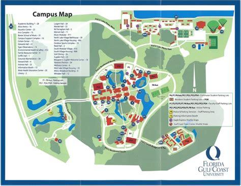 fgcu map upd