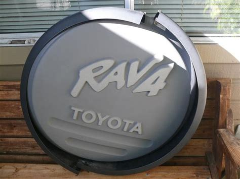 Toyota Rav4 Spare Tire Cover Spare Wheel Covers For Toyota Rav4 Autos Post