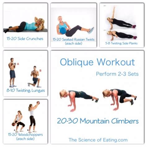 abs sets competition prep recipes how to work out obliques