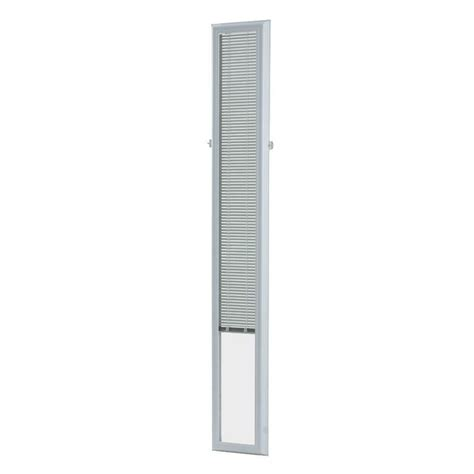 Which Blind Vinyl Alluminum Cordless - white cordless 7 quot x 64 quot aluminum blind add on raised frame