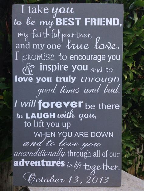 Wedding Vows Anniversary Gift by 25 Best Ideas About Second Anniversary Gift On