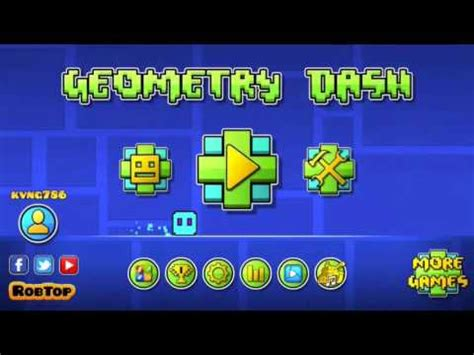 geometry dash full version beat geometry dash beat xstep first try youtube