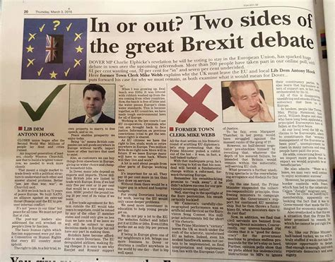 The Newspaper Essay by Euref An Exle Local Newspaper Article For In