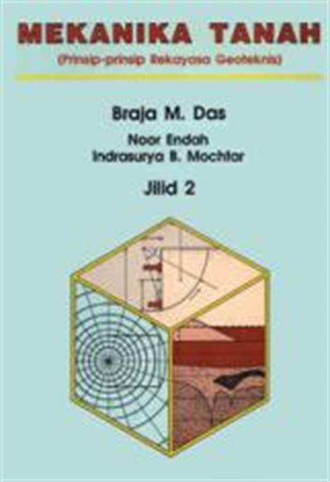 Analisis Dan Perancangan Fondasi 1 Edisi 3 Hary Christady mekanika tanah prinsip prinsip rekayasa geoteknis jilid 2 braja m das belbuk