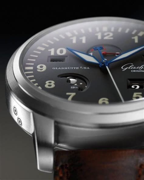 When Was Calendar Introduced Glashutte Original Perpetual Calendar And Calendar On