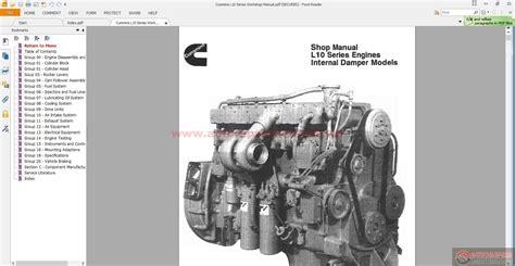 cummins  manual collection auto repair manual forum