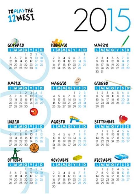 L Calendario 2015 Calendario 2015 Da Stare Gratis