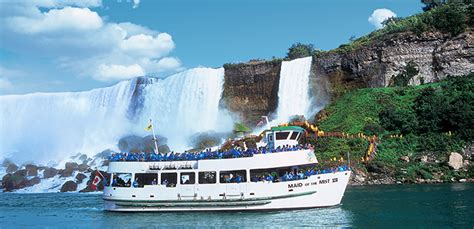 niagara falls boat tour canada price schedule pricing niagara falls boat rides trips