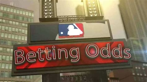 Odds On mlb futures betting prop bets 2016 bigonsports