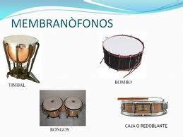 Imagenes De Instrumentos Musicales Membranofonos   instrumentos musicales