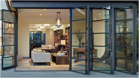 Exterior Glass Bifold Doors 25 Best Ideas About Folding Patio Doors On Folding Doors Bi Fold Patio Doors And