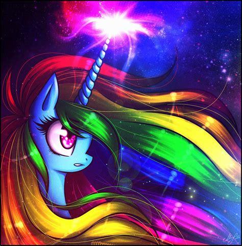 Rainbow Princess Slime Mlp Princess Rainbow By Crazyrainbow0 On Deviantart
