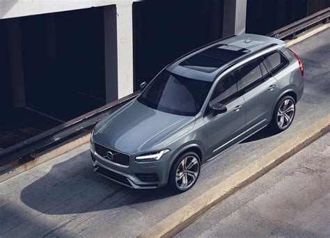 volvo strategy 2020 volvo xc90 2020 model unveiled with electrification dsf my