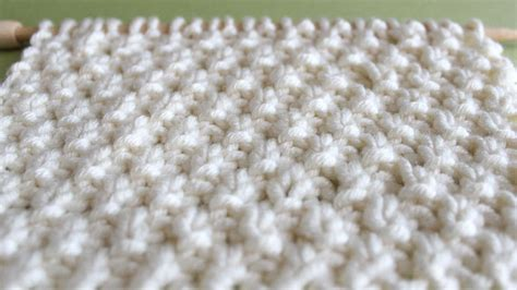 knitting needles ireland how to knit the moss knit stitch pattern with